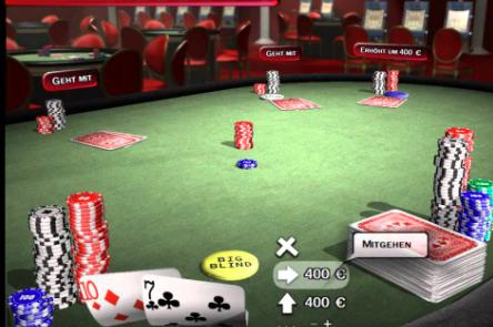 Stud 5 Poker Versi Lokal Alias Poker Online Dengan Bandar